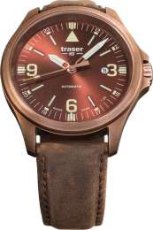 Часы Traser P67 Officer Pro Automatic Bronze Brown