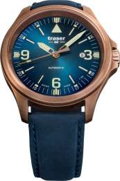 Часы Traser P67 Officer Pro Automatic Bronze Blue